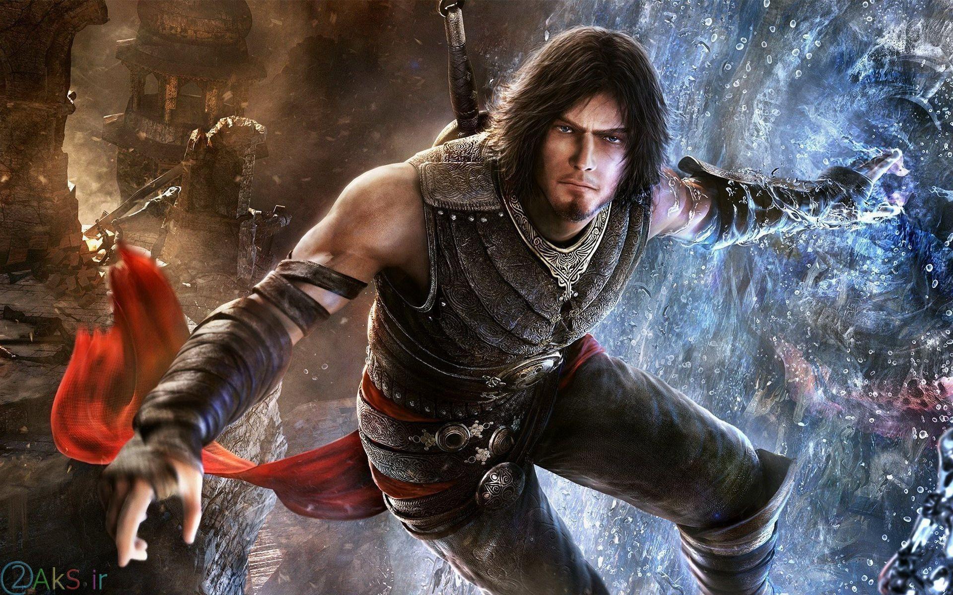 عکس بازی Prince of Persia 5