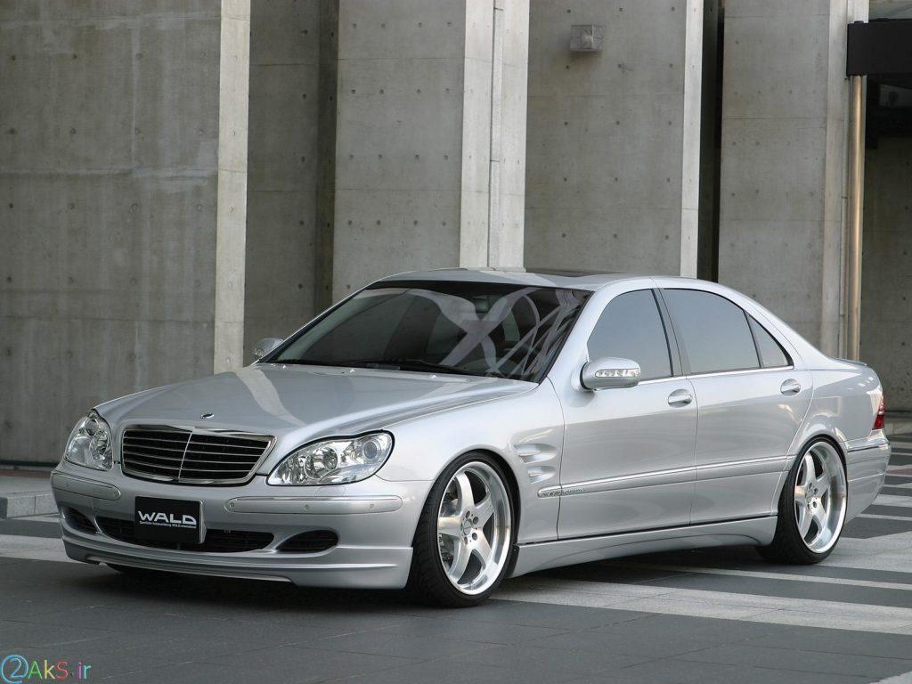 عکس های Bercedes Benz S600