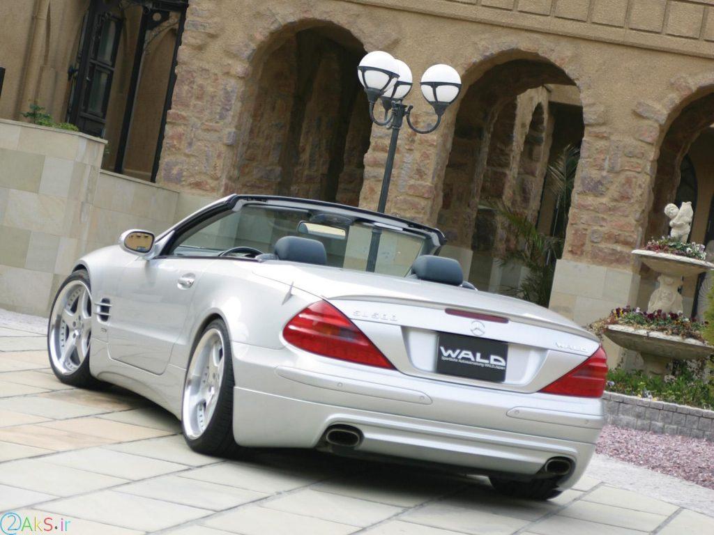 عکس های Bercedes Benz SL500