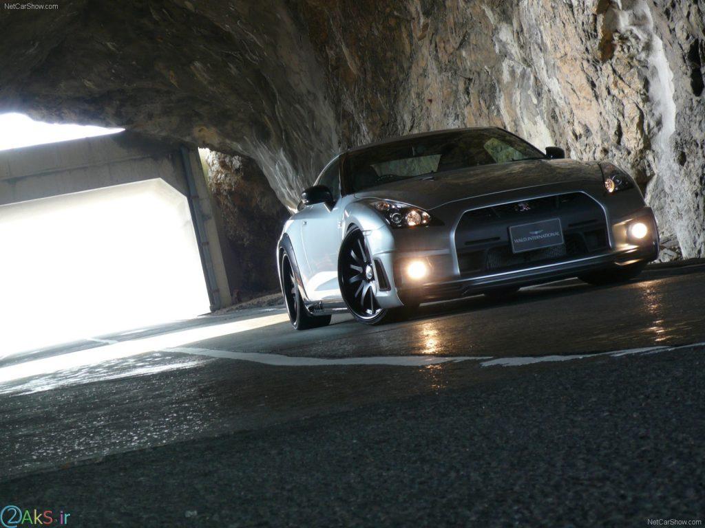 عکس های Nissan GT-R