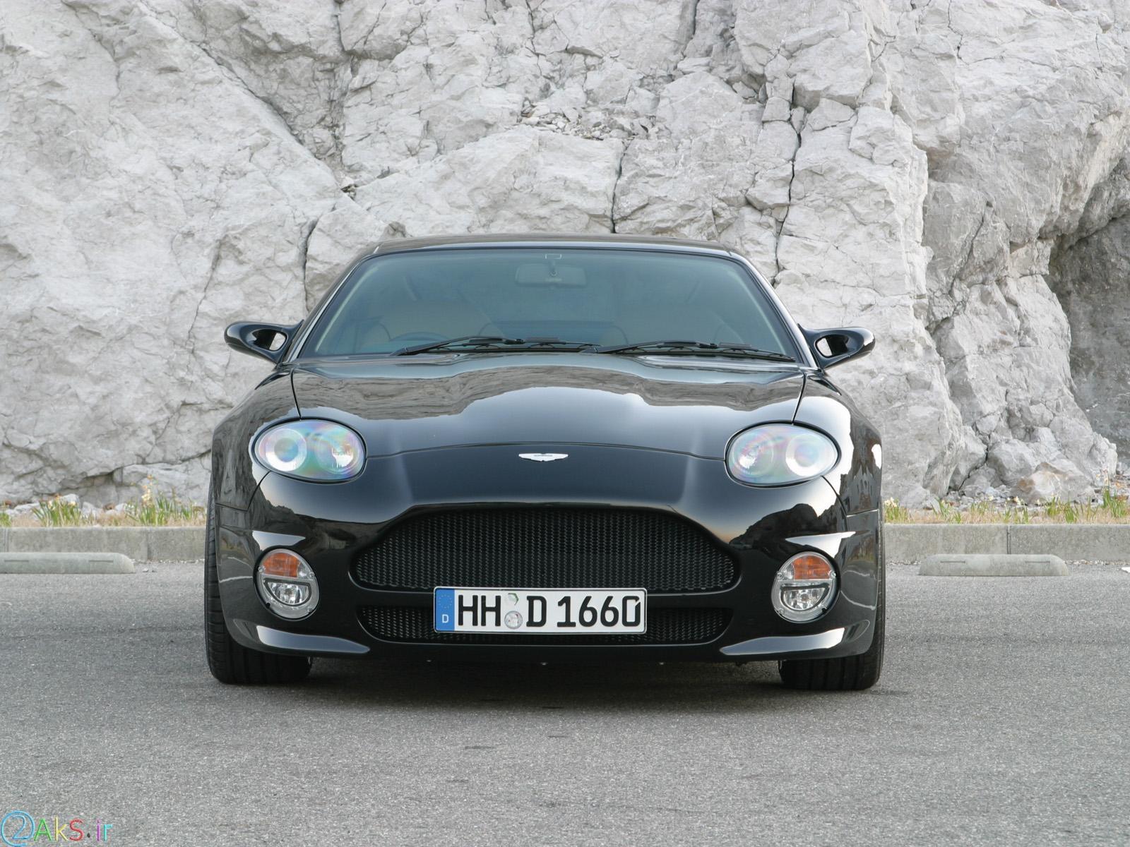 عکس های Wald Aston Martin DB7