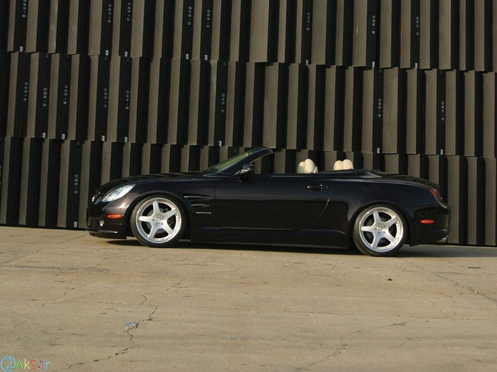 عکس های Wald Lexus SC430