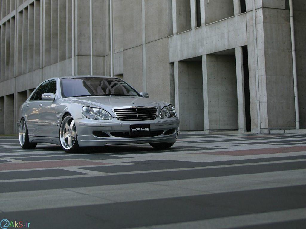 عکس Bercedes Benz S600