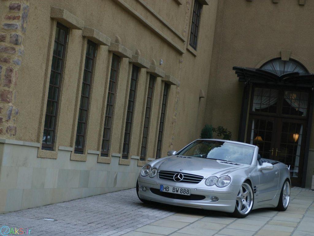 عکس Bercedes Benz SL500
