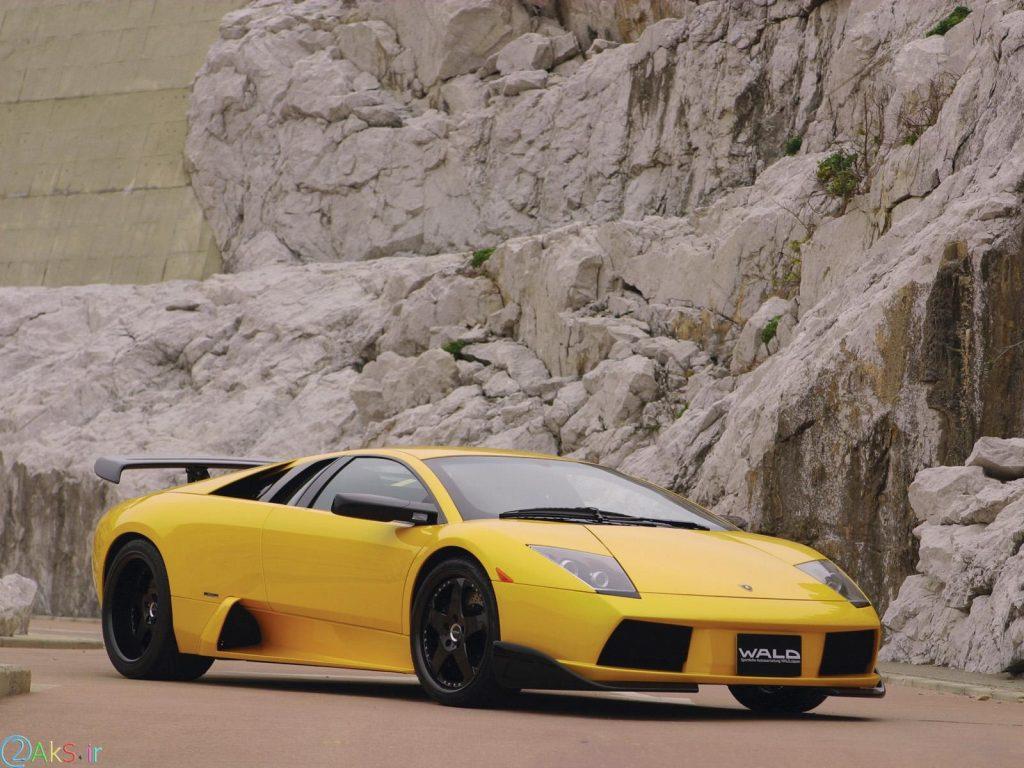 عکس Lamborghini Murcielago S