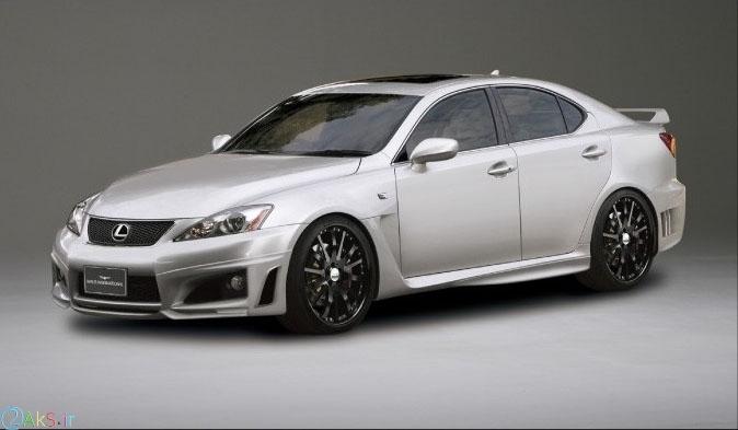 عکس Lexus IS