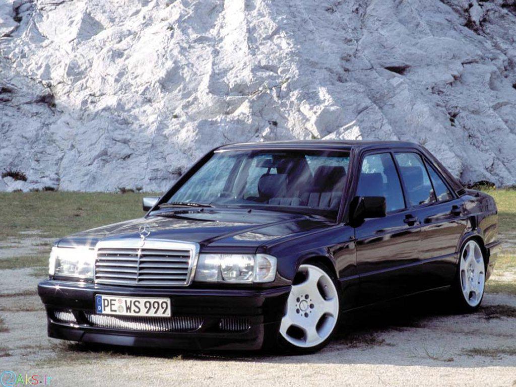 عکس Mercedes-Benz C-Class (W201)