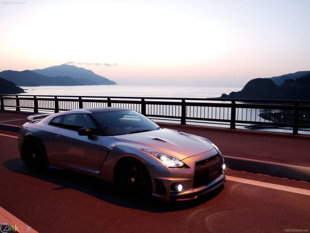 عکس Nissan GT-R