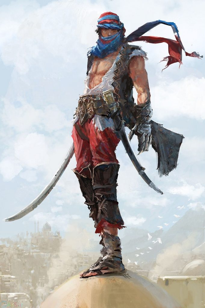 عکس Prince of Persia 4