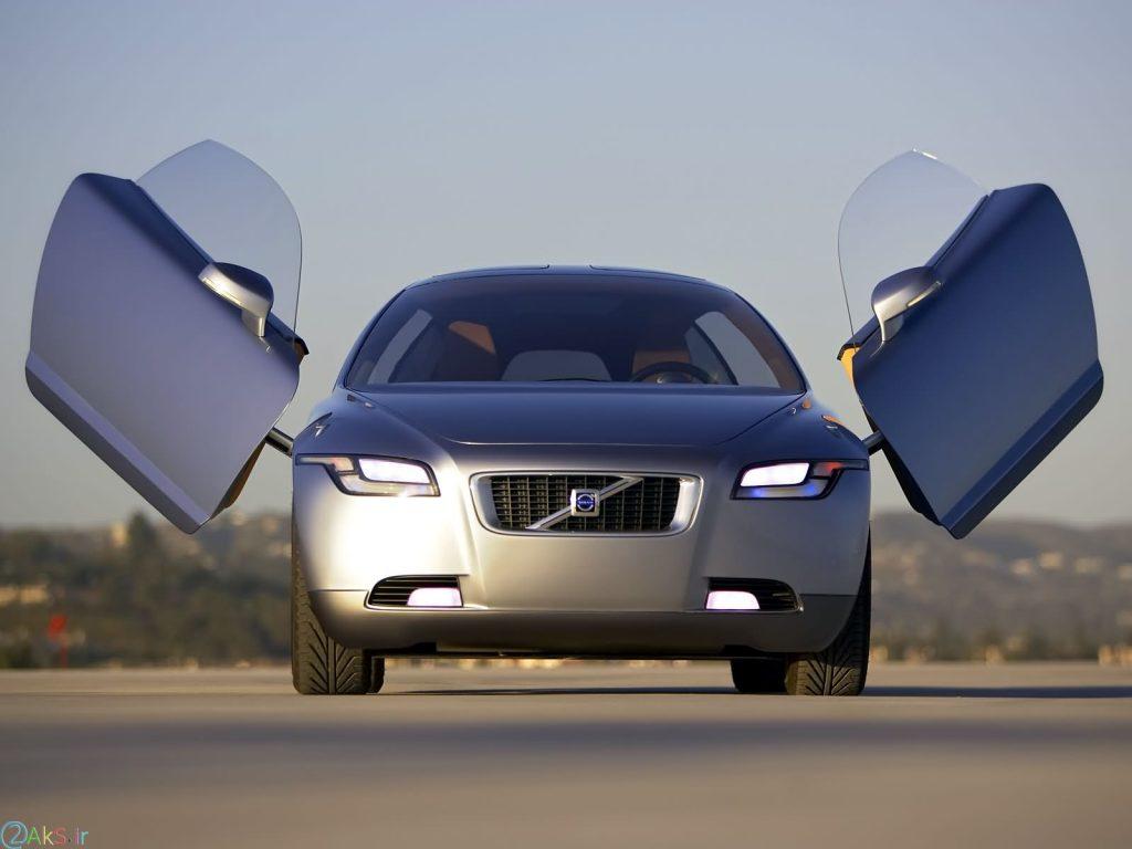 عکس Volvo 3CC