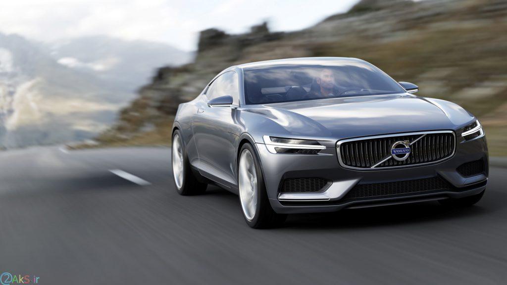 عکس Volvo Concept Coupe