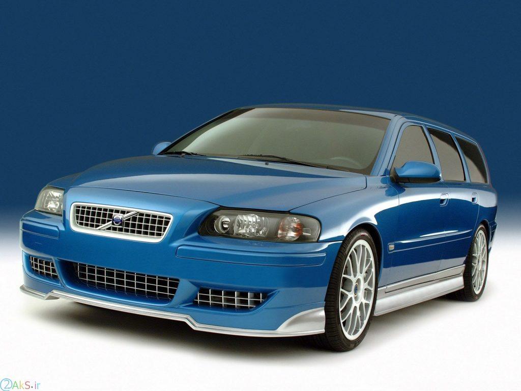 عکس Volvo PCC