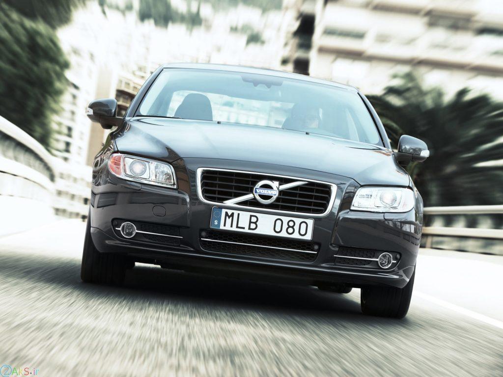 عکس Volvo S80