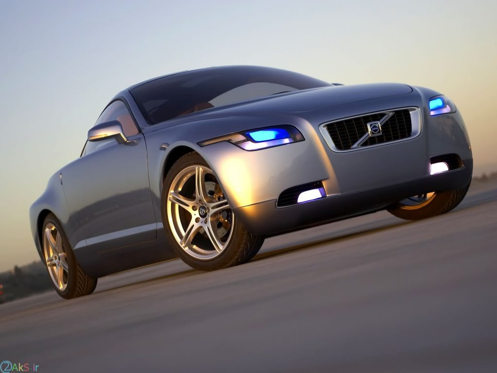 Volvo 3CC زیبا