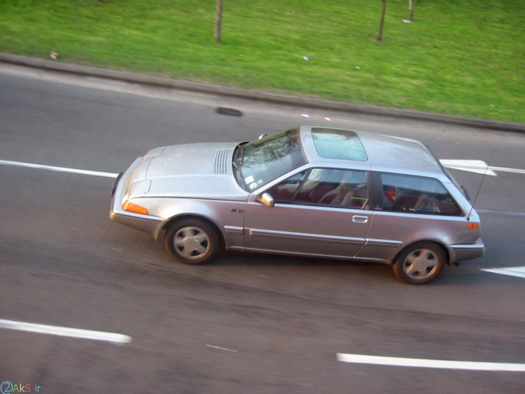 Volvo 480 تصویر