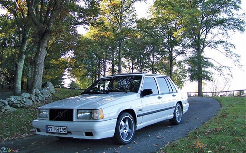 Volvo 744