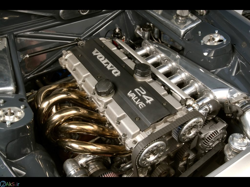 Volvo Amazon عکس موتور