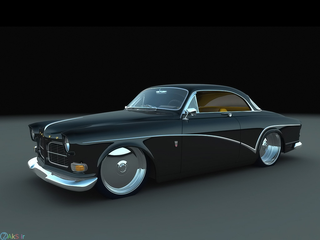 Volvo Amazon Coupe مشکی