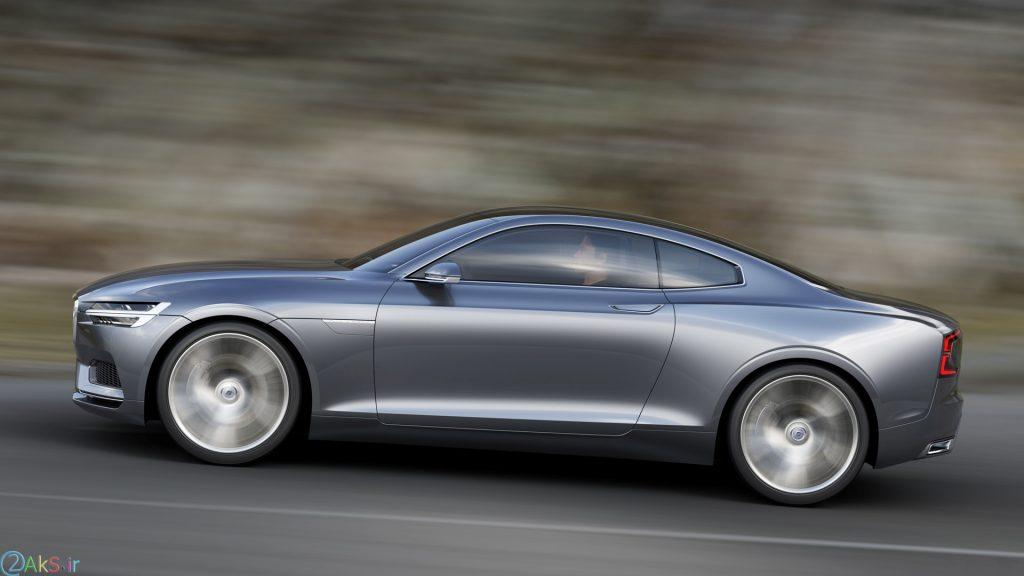 Volvo Concept Coupe تصاویر