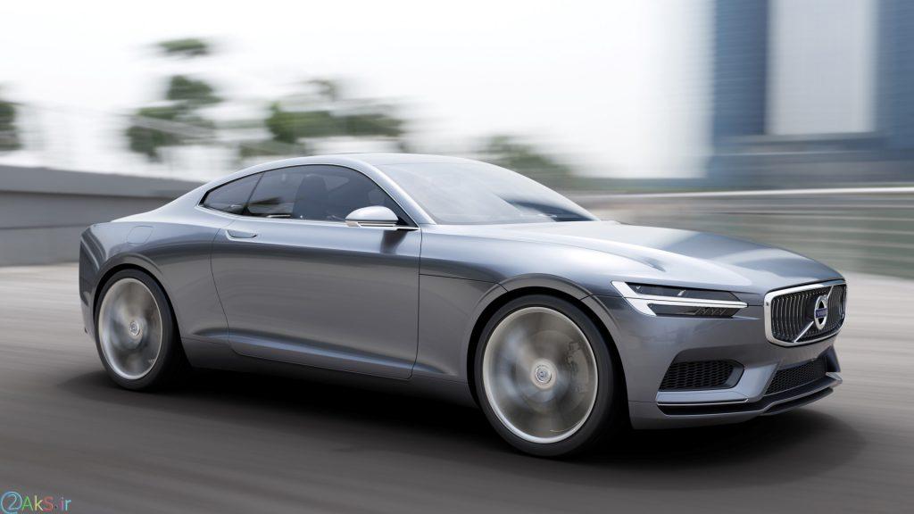 Volvo Concept Coupe تصویر