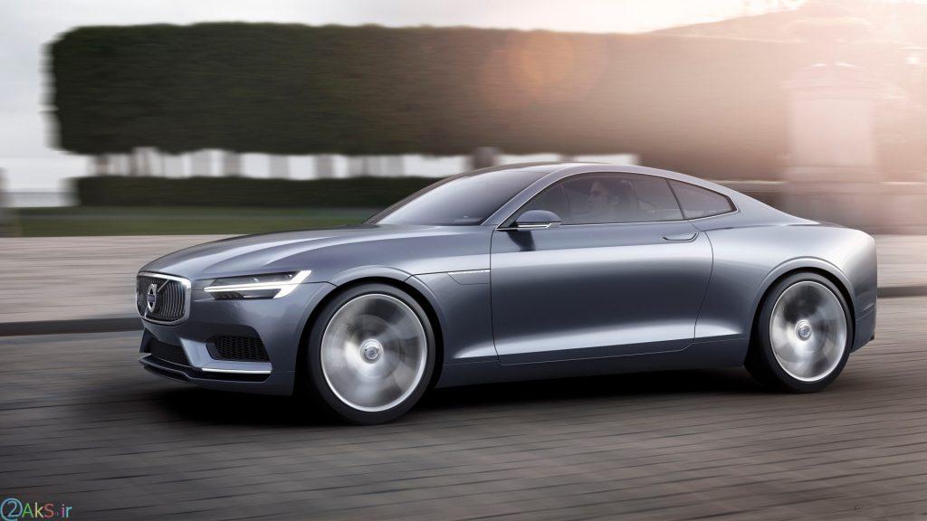 Volvo Concept Coupe عکس