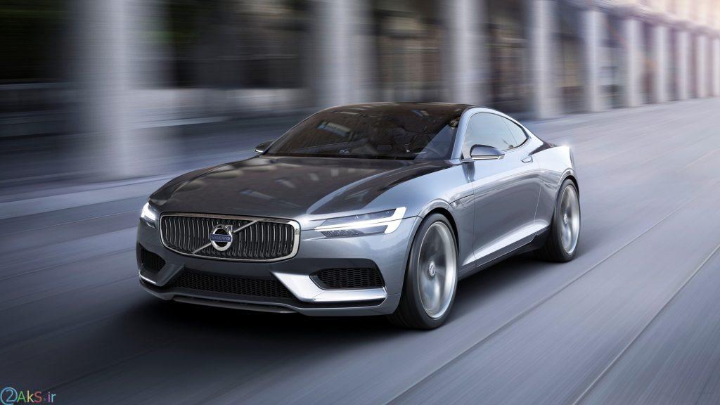 Volvo Concept Coupe مشکی