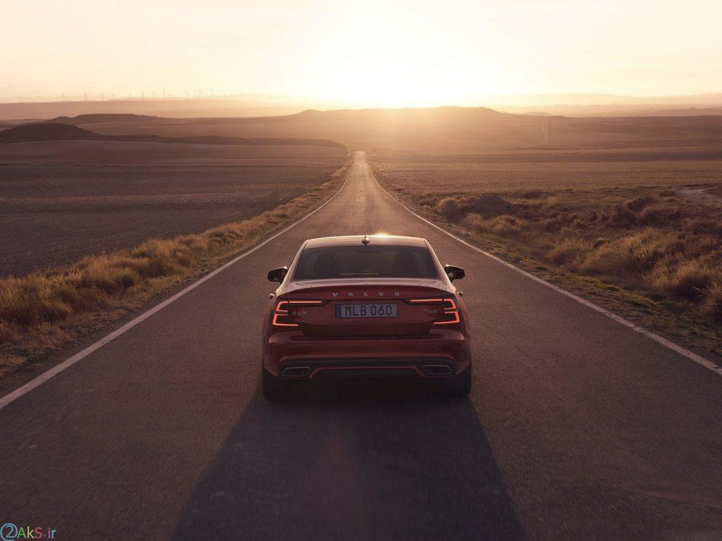Volvo S60 عکس