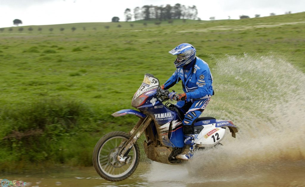 photo yamaha wr450f