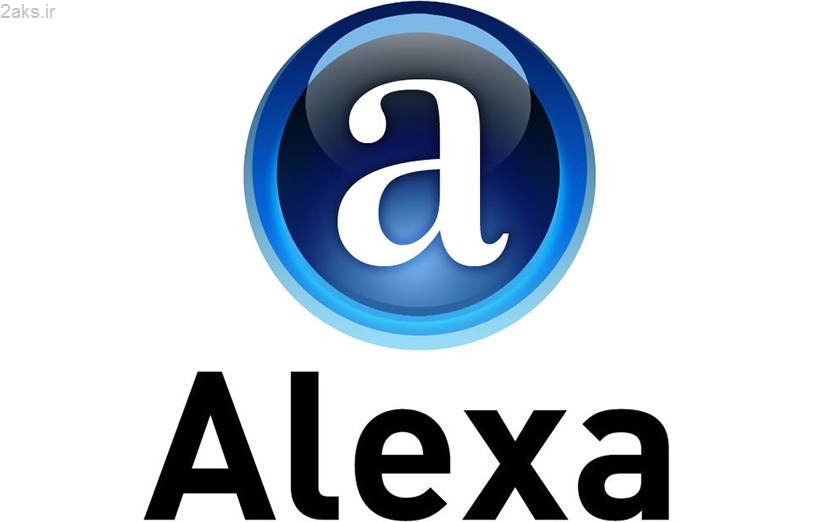 عکس سایت الکسا