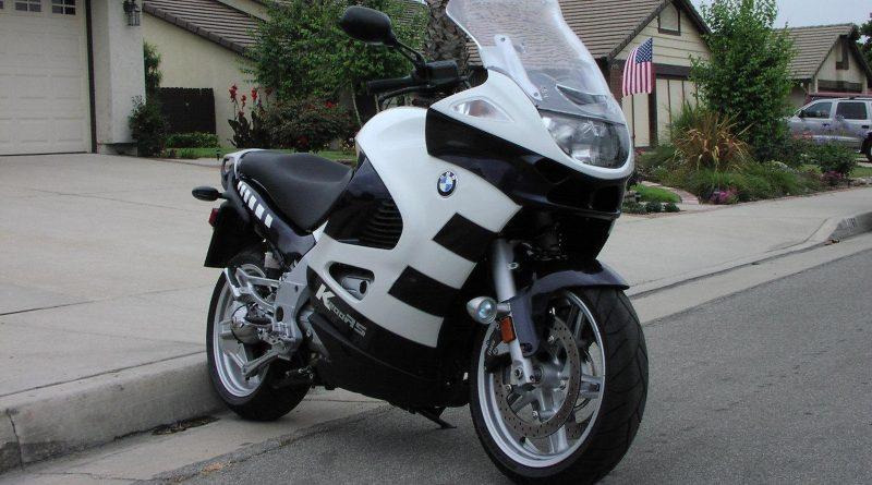 تصویر BMW K1200RS