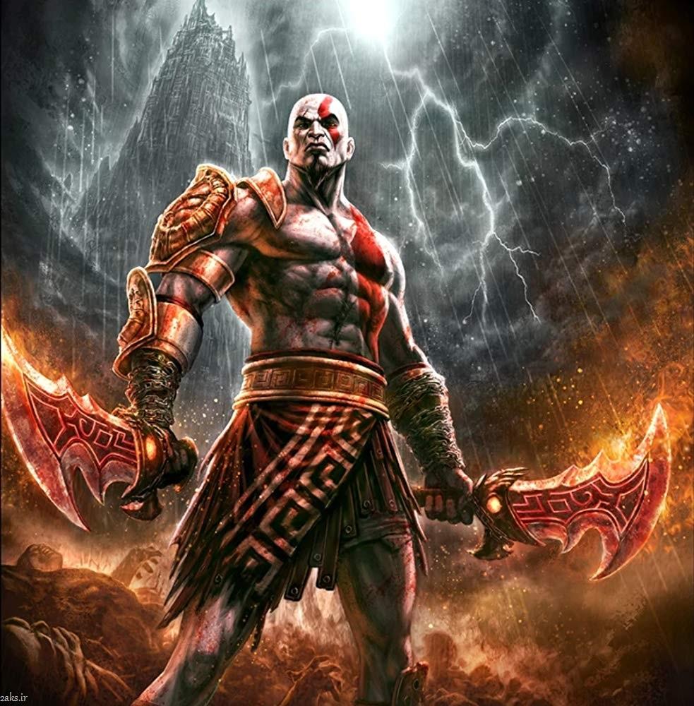 خدای جنگ 1 (5)
