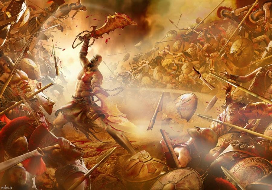 خدای جنگ 2 (1)