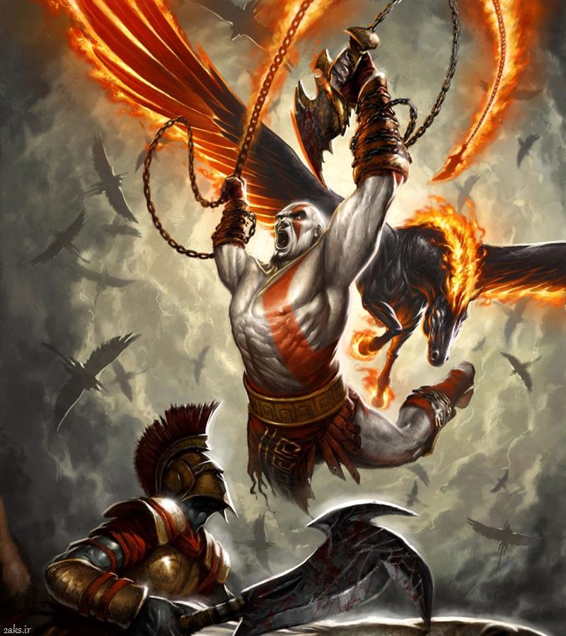 خدای جنگ 2 (2)
