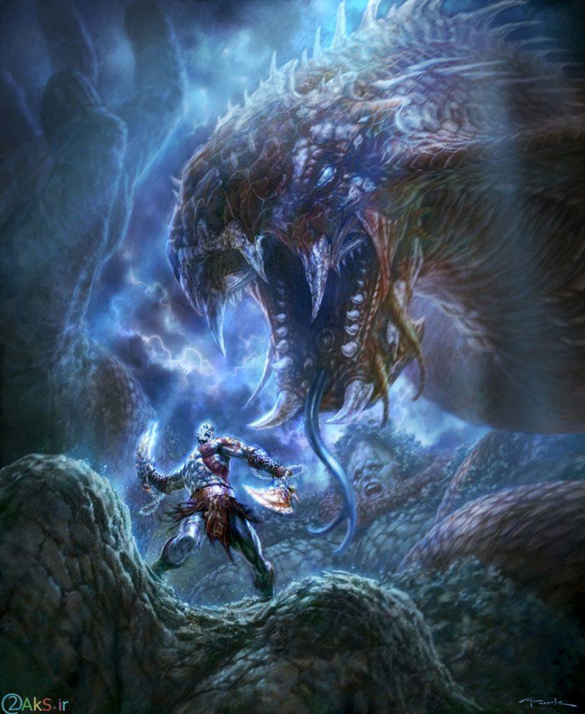 خدای جنگ 3 (9)
