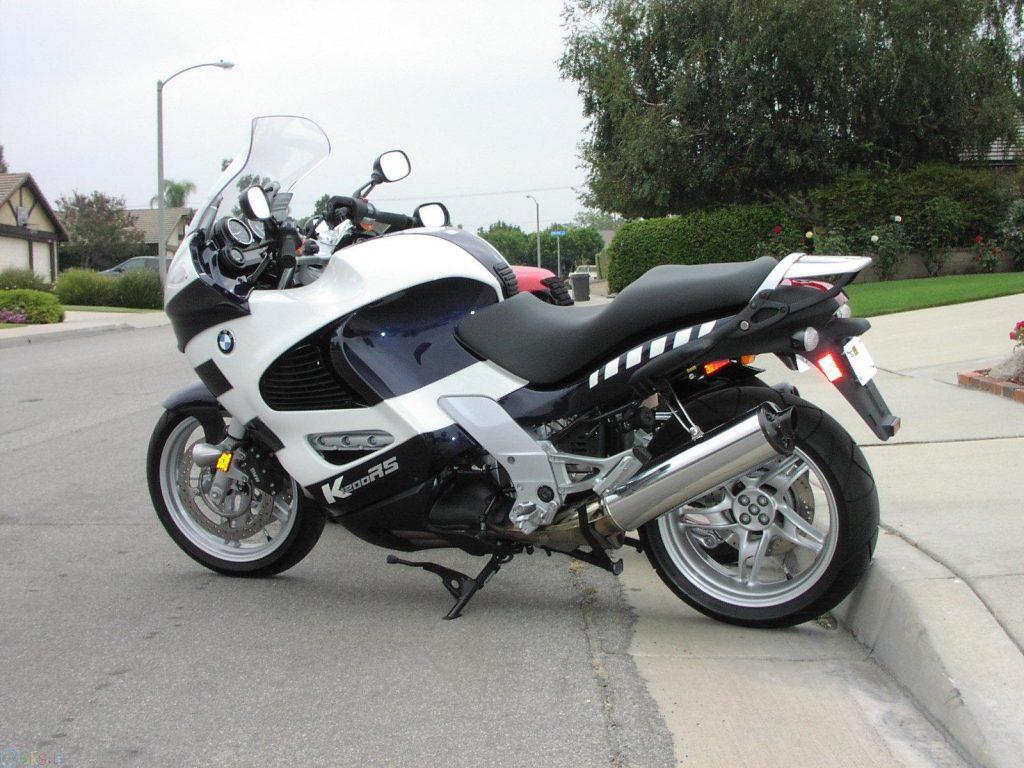 موتور BMW K1200RS