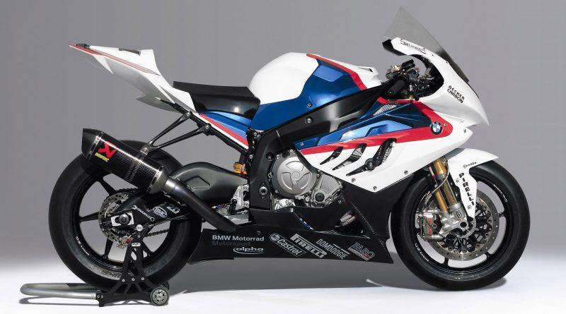موتور تصویر BMW S 1000 RR SBK