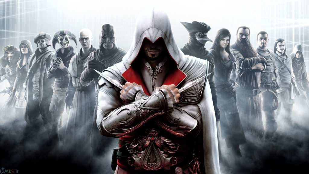 Assassins Creed Brotherhood (1)
