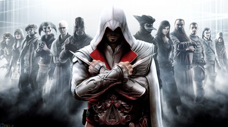Assassins Creed Brotherhood (1)