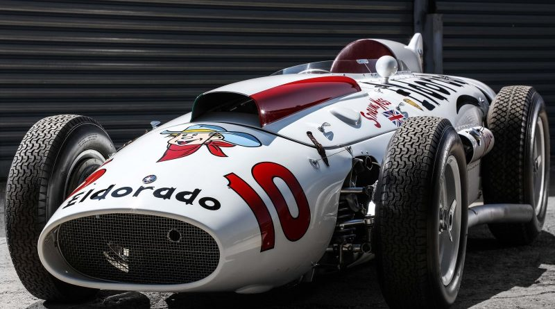 Maserati Eldorado Racecar (5)