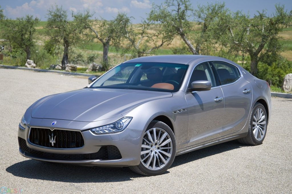 Maserati Ghibli (2)