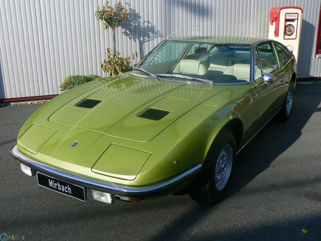 Maserati Indy Coupe (1)