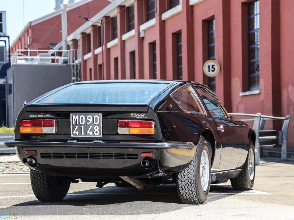 Maserati Indy Coupe (5)