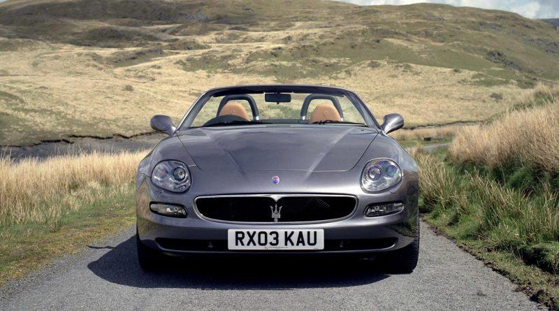 Maserati Spyder (1)