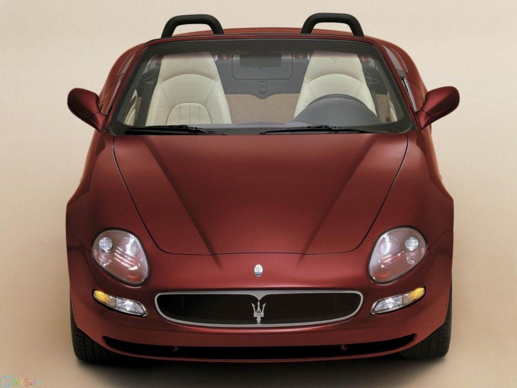 Maserati Spyder (2)
