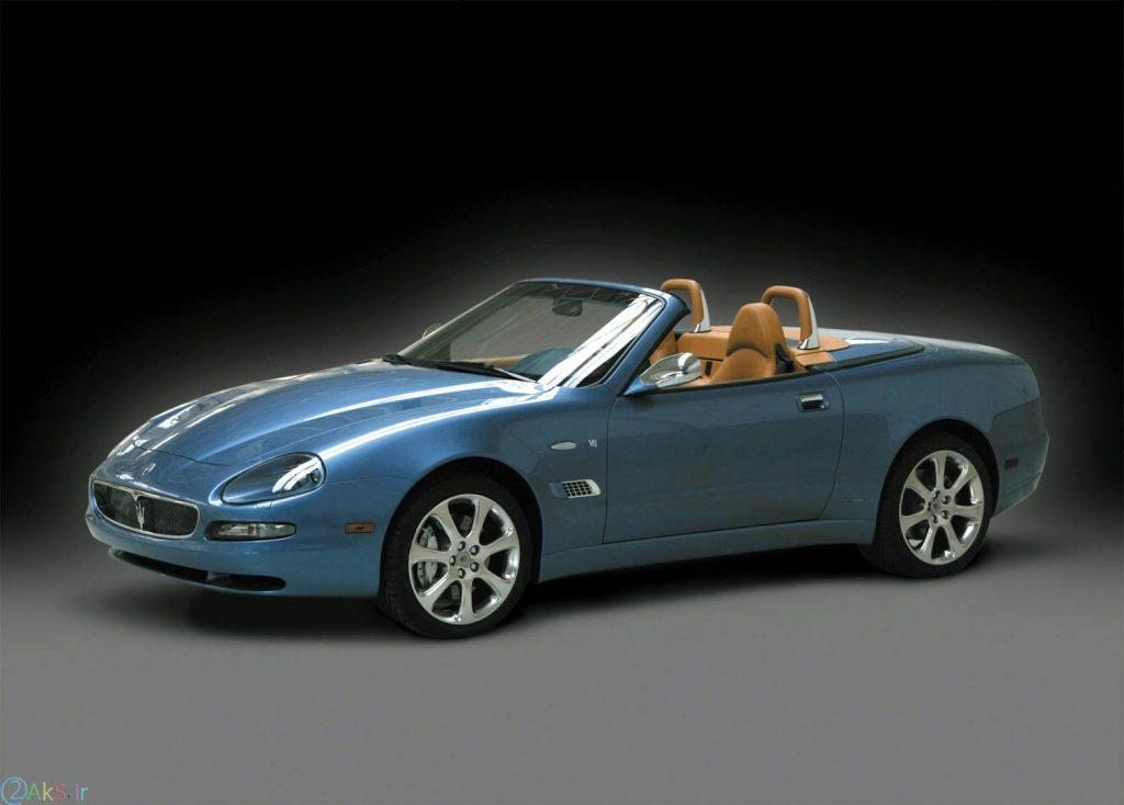Maserati Spyder (6)