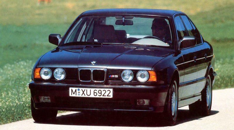BMW M5 E34 (4)