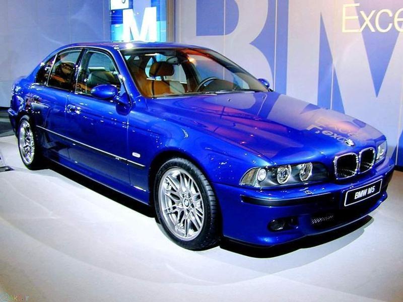 BMW M5 E39 (1)