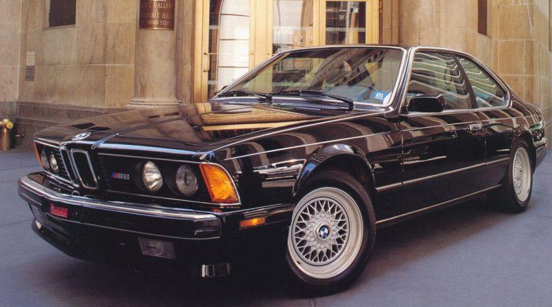 BMW M6 E24 (2)