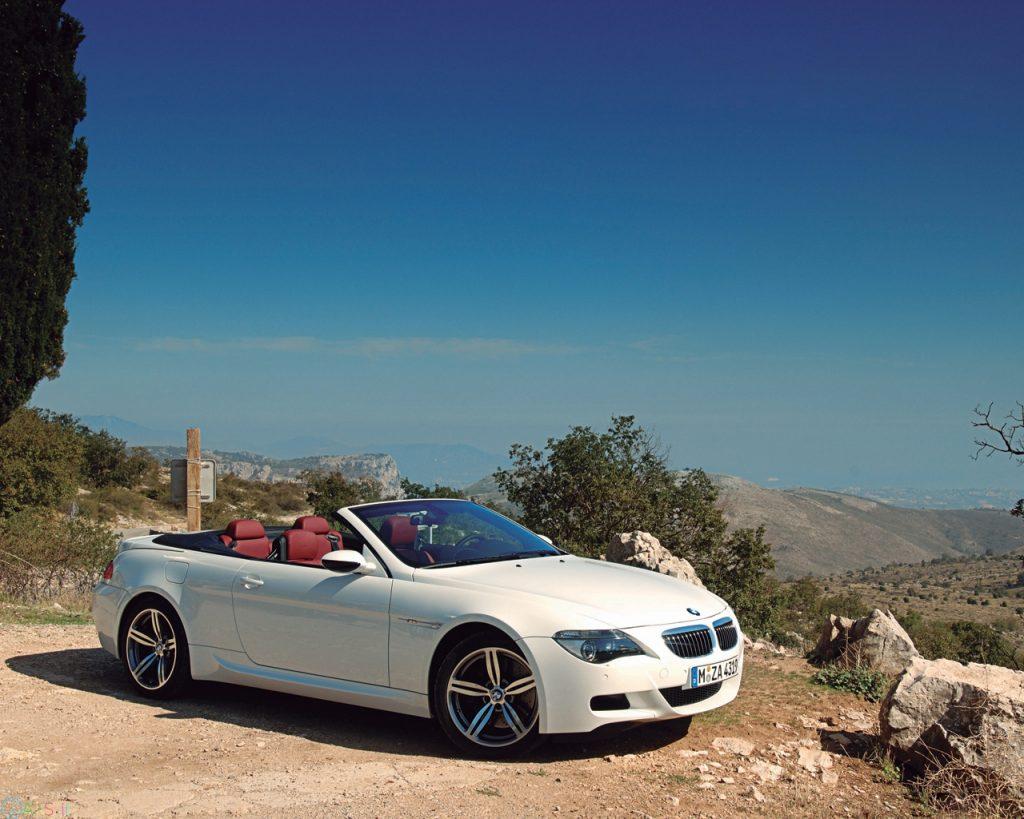 BMW M6 E64 (4)