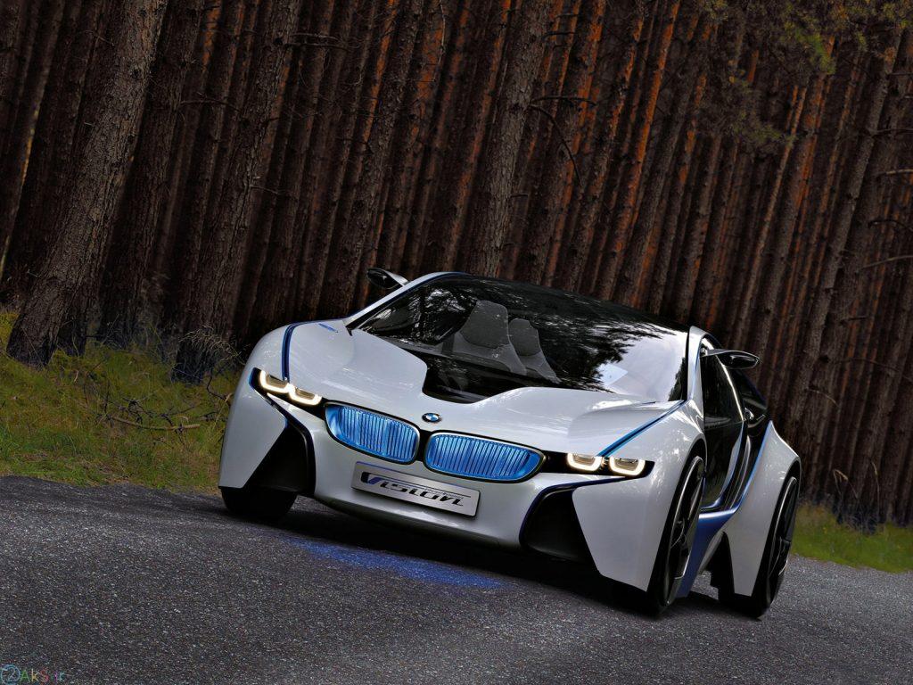 BMW Vision EfficientDynamics (1)